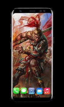 Sun Wukong Wallpaper screenshot 7