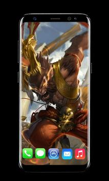 Sun Wukong Wallpaper screenshot 4