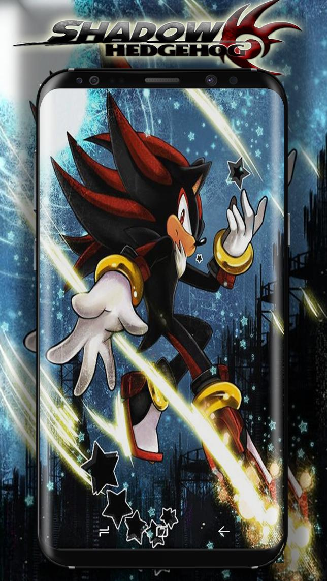 Shadow Sonic Wallpaper Art For Android Apk Download