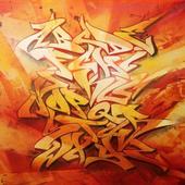 Graffiti Alphabet Wallpapers icon