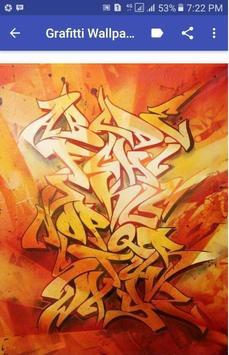 Graffiti Alphabet Wallpapers apk screenshot