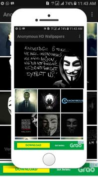 Anonymous Wallpapers poster