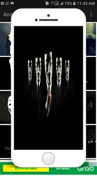 Anonymous Wallpapers apk screenshot