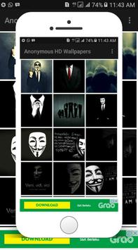 Anonymous Wallpapers screenshot 4