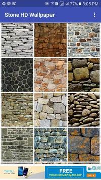 Stone Wallpaper poster