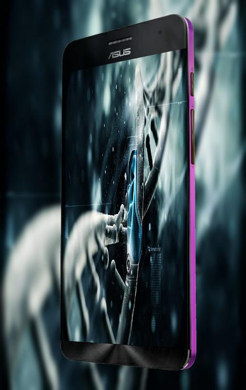 DNA Wallpaper Screenshot 5