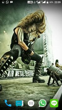 Heavy Metal Wallpaper poster