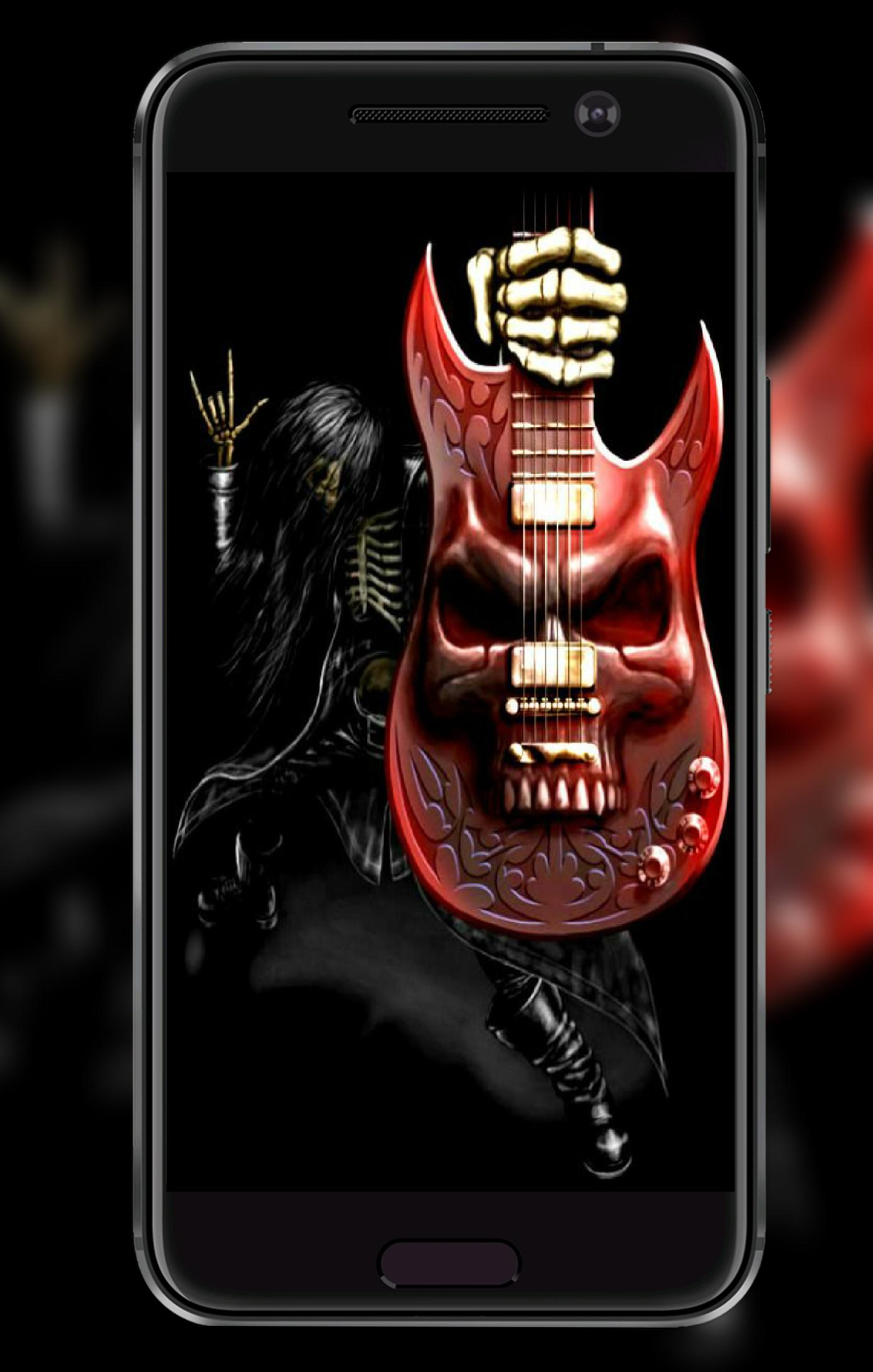 Heavy Metal Wallpaper For Android Apk Download