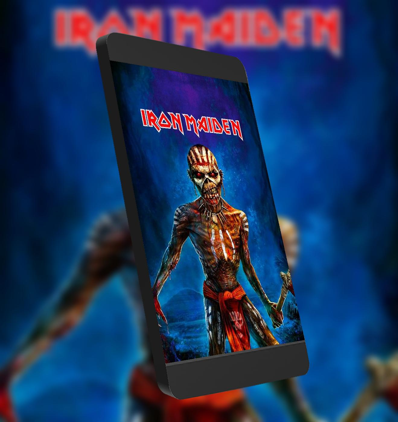 Iron Maiden Wallpaper For Android