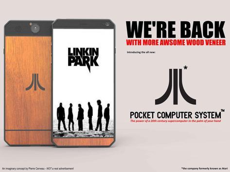 Linkin Park Wallpaper poster