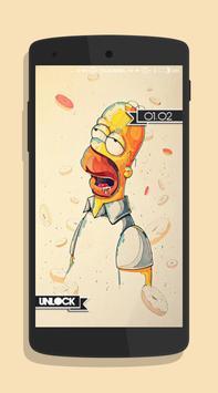 Homer Wallpaper screenshot 5