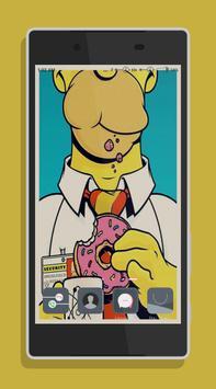 Homer Wallpaper screenshot 6