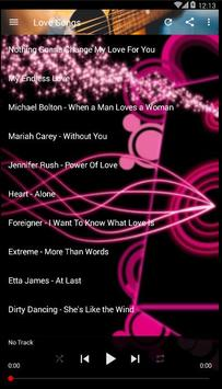 Best Love Songs All the Time apk screenshot
