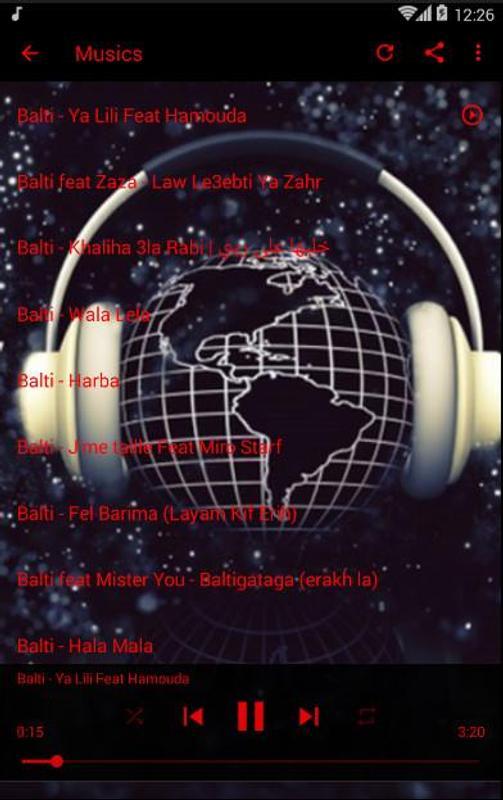 balti ya lili feat hamouda mp3 song free download