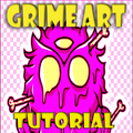 Grime Art Tutorial