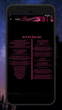 Best BlackPink Songs & Lyrics apk screenshot
