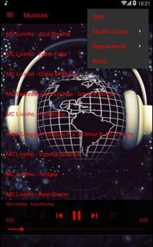 Melhores Musicas do Mc Livinho apk screenshot