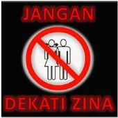 Jangan Dekati Zina icon