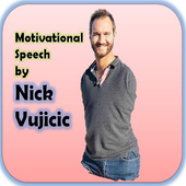 Nick Vujicic (Motivation) icon