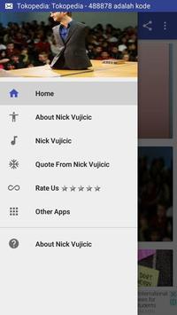 Nick Vujicic (Motivation) poster
