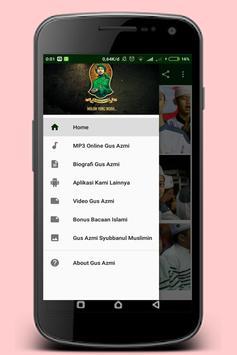 Sholawat GUS AZMI Lengkap MP3 poster