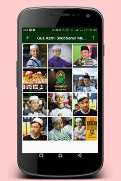 Sholawat GUS AZMI Lengkap MP3 screenshot 1