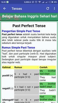 Belajar Bahasa Inggris Percakapan Sehari Hari screenshot 2