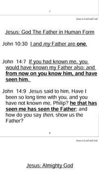 Jesus Is Lord And God apk screenshot
