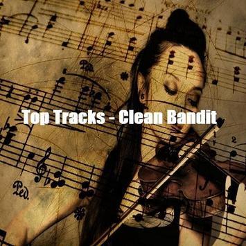 Top Tracks - Clean Bandit apk screenshot