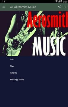 All Aerosmith Music screenshot 1