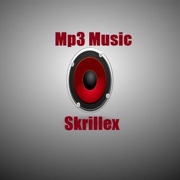 Mp3 Music - Skrillex poster