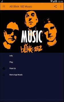All Blink 182 Music apk screenshot