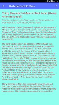Best Of Thirty Seconds To Mars apk screenshot