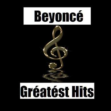 Beyonce Greatest Hits poster