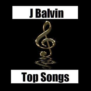 J Balvin - Top Songs poster