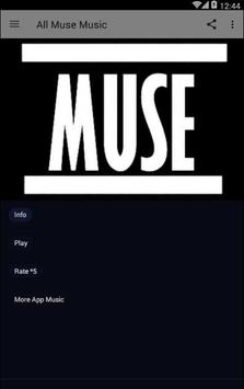 All Muse Music poster