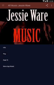 All Music Jessie Ware poster