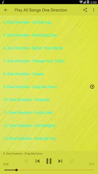 Best One Direction Songs poster