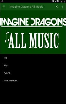 Imagine Dragons All Music poster