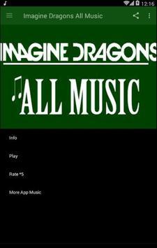 Imagine Dragons All Music screenshot 4