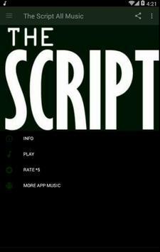 The Script All Music apk screenshot