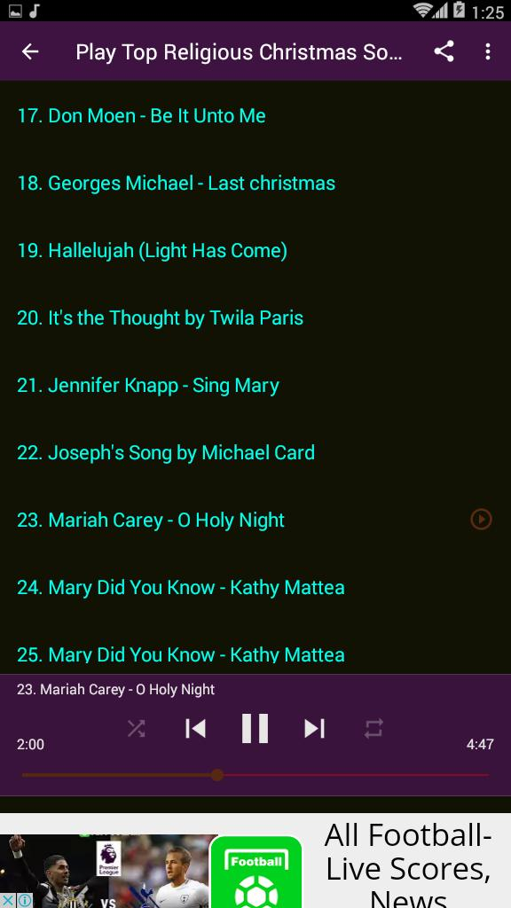 Top Religious Christmas Songs For Android Apk Download