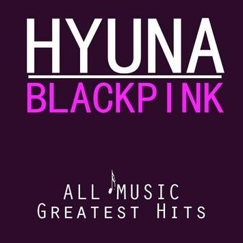 Hyuna (현아) - BLACKPINK (블랙핑크) All Songs screenshot 3
