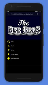 The BEE GEES Songs & Lyrics screenshot 1