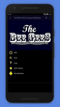 The BEE GEES Songs & Lyrics screenshot 6