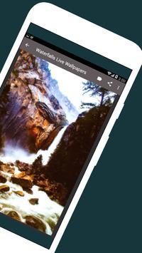 Waterfalls Live Wallpapers apk screenshot