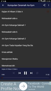 Kumpulan Ceramah Aa Gym apk screenshot