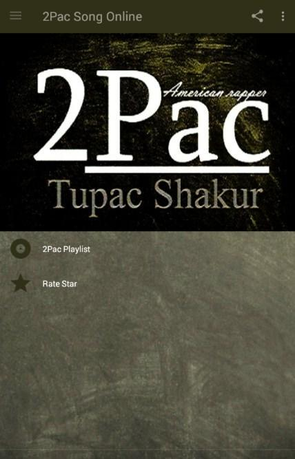 Tupac Shakur (2Pac) for Android - APK Download
