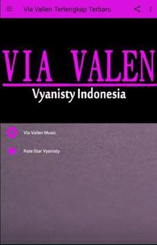 Via Vallen (Vyanisty) poster