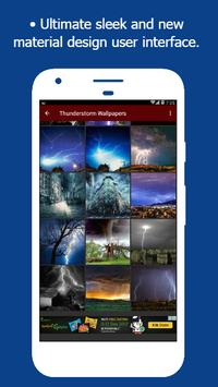 Thunderstorm Wallpapers screenshot 3